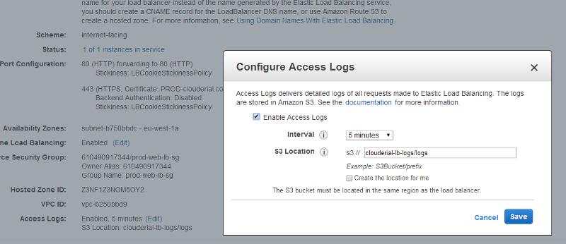 aws-elb-access-log